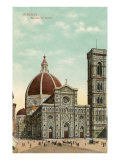 Buy Florence Cathedral, Italy at AllPosters.com