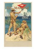 U.S. Marines, Signal Flag