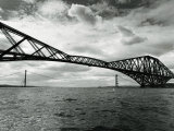 Forth Railway Bridge, June 1962