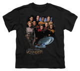 Youth: Star Trek - Voyager Crew