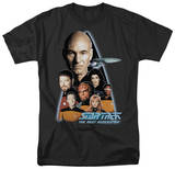 Star Trek - The Next Generation Crew