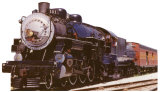 Southern Pacific Train 2472