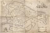 Citta di Venezia, 1729 Art Print