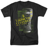 CSI - I Drank the Evidence
