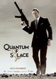 Quantum of Solace Giant Poster