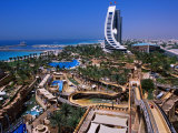 Wild Wadi Waterpark Spreads Around the Foot of the Jumeira Beach Hotel