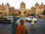 Cst Station, Better known as Victoria Terminus