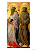 Saints Paul and Francis