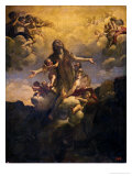 The Assumption of Mary Magdalene Giclee Print