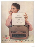 Remington, Secretaries Typewriters, USA, 1950