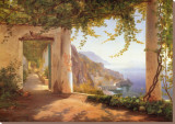 Buy View to the Amalfi Coast at AllPosters.com