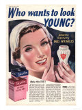 Tokalon, Wrinkles Face Skin Care Creams, UK, 1939
