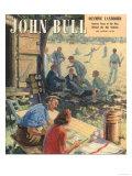 John Bull, Cricket Magazine, UK, 1948