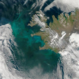 Phytoplankton Bloom in the North Atlantic Ocean