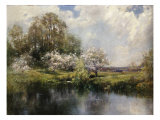 Buy Apple Trees in Blossom at AllPosters.com
