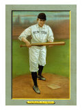 New York City, NY, New York Giants, Willie Keeler, Baseball Card