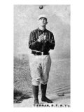 New York City, NY, New York Giants, Mike Tiernan, Baseball Card