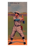 Chicago, IL, Chicago Cubs, John Evers, Baseball Card