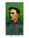 Providence, RI, Providence Minor League, Herbie Moran, Baseball Card