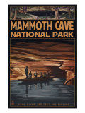 Mammoth Cave National Park, Kentucky, Echo River