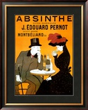 Absinthe Berthelot Framed Art Print