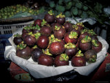 Mangosteen Fruit, Cambodia