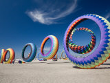 Circoflex Kites, International Kite Festival, Long Beach, Washington, USA