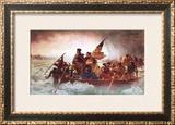 Washington Crossing the Delaware, c.1851