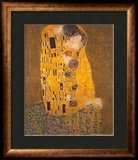 The Kiss, c.1907 Framed Art Print