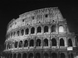 Buy View of the Ruins of the Colosseum in the City of Rome at AllPosters.com
