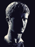 Head of Octavian: the Emperor Augustus