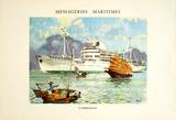 Mess Maritimes - Cambodge