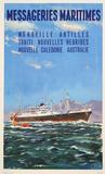 Mess Maritimes - Marseille Antilles