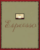 Buy Espresso in Green at AllPosters.com