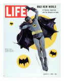 Adam West as Superhero Batman, March 11, 1966