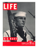 U.S. Sailor Joseph John Timpani, October 28, 1940