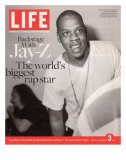 Rapper Jay-Z, November 3, 2006 Premium Photographic Print