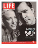 TV Co-stars Virginia Madsen and Ray Liotta, September 8, 2006