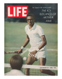 Tennis Player Arthur Ashe, September 20, 1968