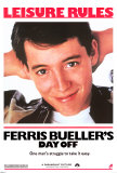 Ferris Bueller's Day Off Poster