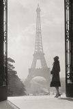 Paris 1928 Art Print