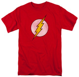 The Flash - Distressed Logo