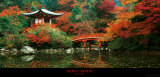 Daigo Shrine, Kyoto, Japan Art Print