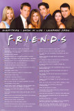 Buy Friends - Everything I know at AllPosters.com