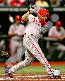 Chase Utley Game one of the 2008 MLB World Series Home Run