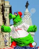 The Philly Phanatic 2008 World Series Parade