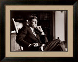 John F. Kennedy in Repose