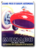 1955 Monaco F1 Grand Prix