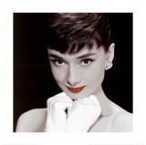Audrey Hepburn Art Print