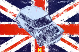 Haynes - Mini Union Jack